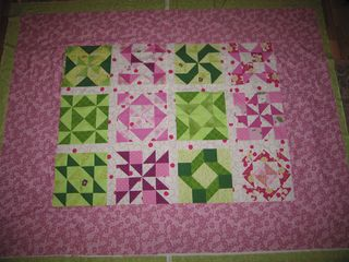 Bom quilt top done